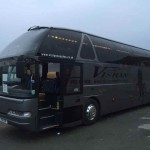Coach Hire in Warrington