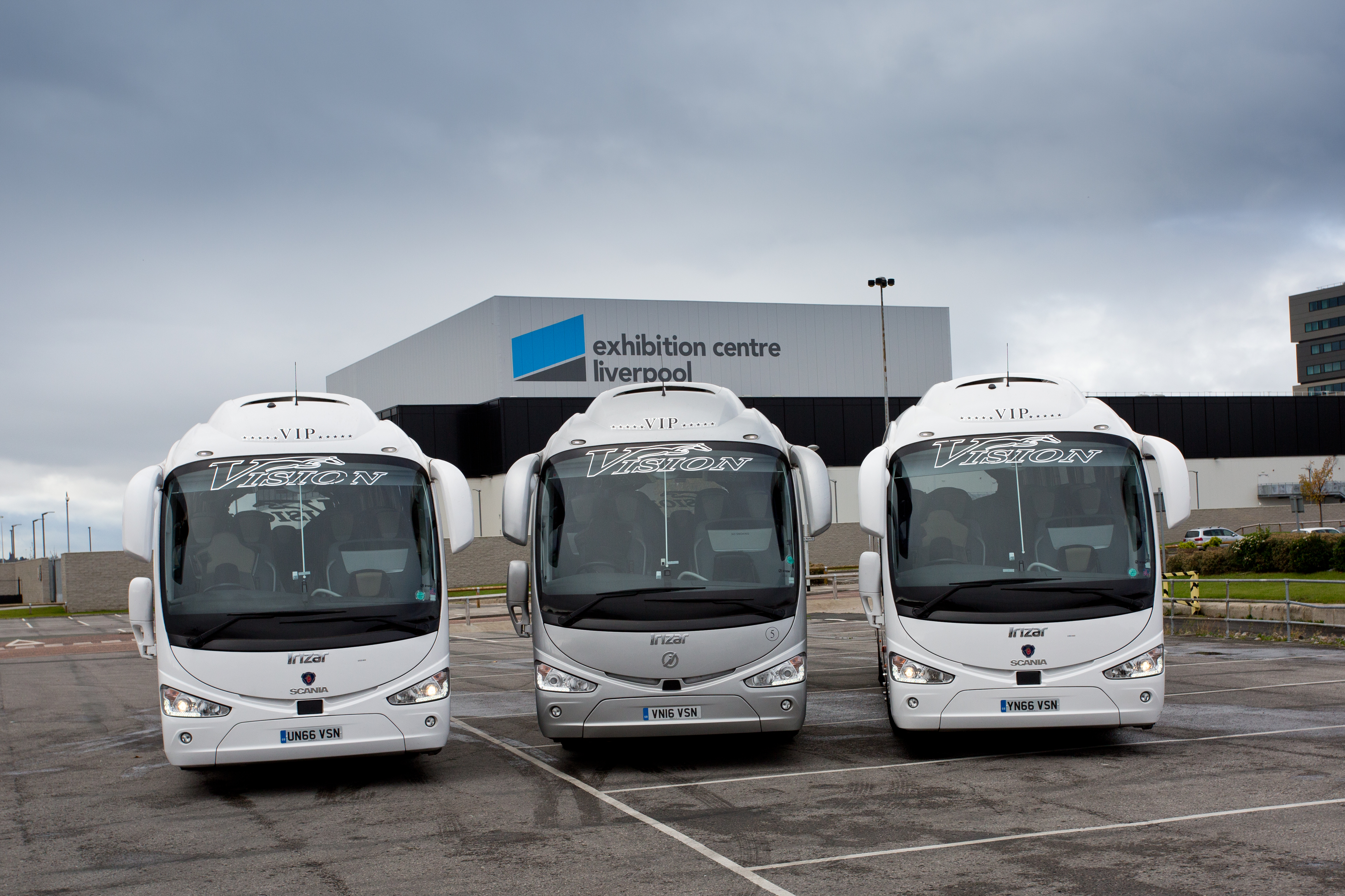 Coach Hire From Liverpool Airport To Woolton Vision Coach Hire In
