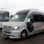 mini bus hire in Cheshire