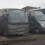 Mini Bus Hire in Goodison