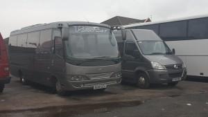 Minibus Travel at Vision Coaches