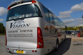 Private hire for Trafford Centre trip Manchester