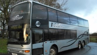 school bus hire coach
