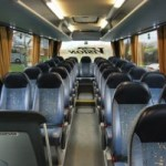 Coach Hire from Liverpool Airport to Chester