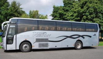 Vision Airport hire coach
