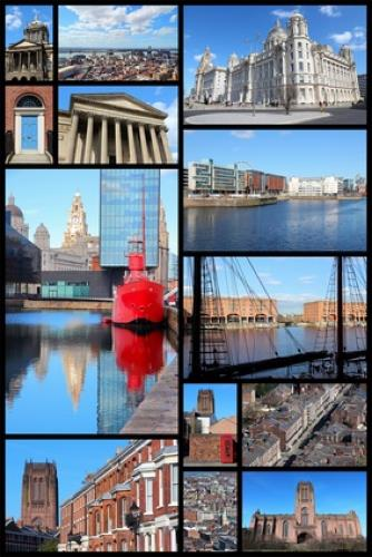 Liverpool collage