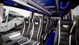 Corporate Coach Hire, Liverpool & Manchester